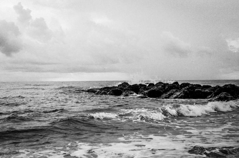 Acros and the Angry Sea