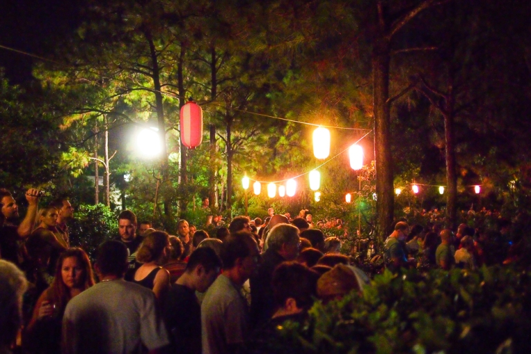 Closing out the Bon Festival
