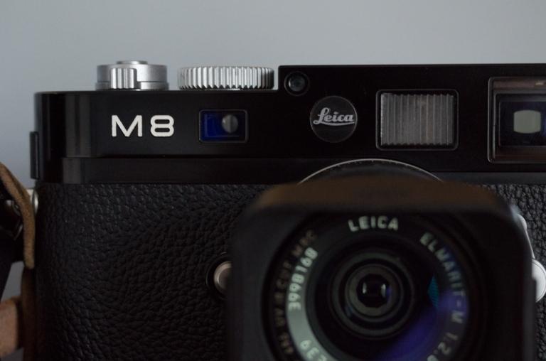Leica M8 Anti Panda
